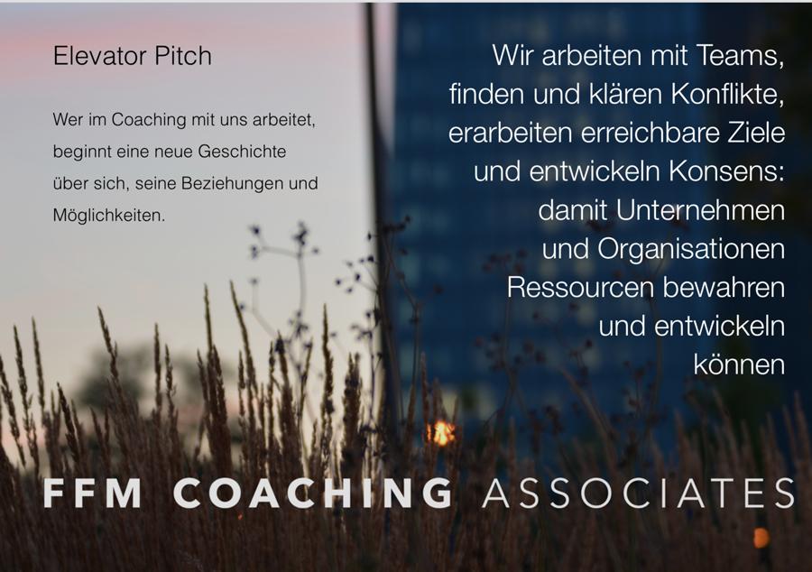 Coaching Frankfurt Profil